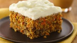 Homemade Carrot Cake  in Palm Beach, FL | FLOWERS OF WORTH AVENUE