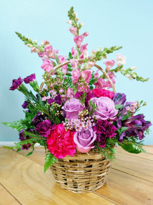 Home Sweet Home basket  in Ocala, FL | Artistic Flowers Of Ocala