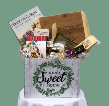Home Sweet Home Basket - Premium Gift Basket