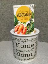 Home Sweet Home Dip Chiller Set Gift