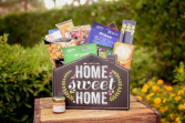 Home Sweet Home Gourmet Gift Basket