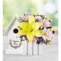 Home Tweet Home Floral Arrangement