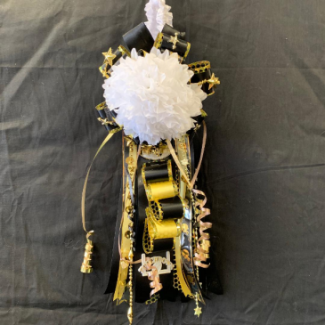 Homecoming Garter Homecoming Mum/Garter