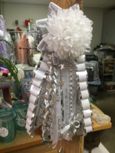 Homecoming garter - Senior Homecoming garter