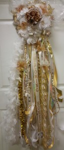 Homecoming Mum Custom Design