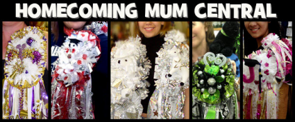 Custom Homecoming Mums Season 2018 All Saints Episcopal School