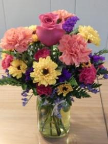 Homespun Happiness Bouquet