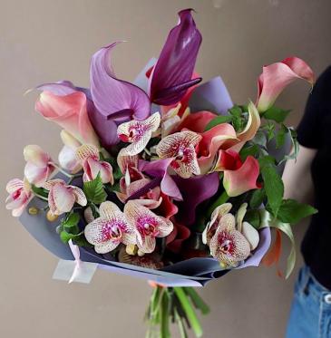 Honalulu Love  Tropical Florals