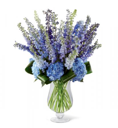 Honestly Luxury Bouquet Snaps and Hydrangea