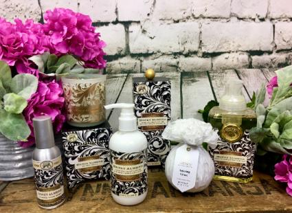Honey Almond Gift Set  Gift Set