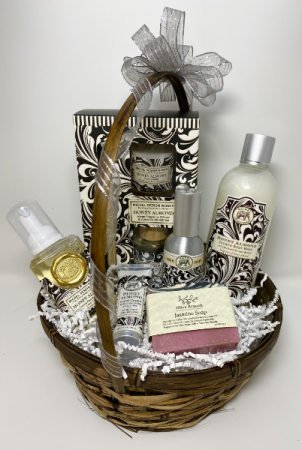Honey Almond Spa Set