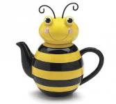 Honey Bee Tea Pot  burton + Burton