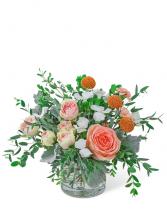 Honeycrisp Dance Flower Arrangement