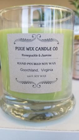 Honeysuckle & Jasmine Candle