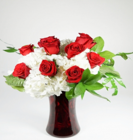 Honor and Love Bouquet  Valentine's Day