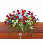 Honor Casket Spray