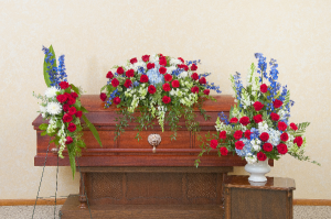 Honor Trio  in Kannapolis, NC   MIDWAY FLORIST OF KANNAPOLIS