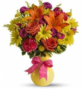 Hooray Bouquet Floral Vase