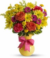 Hooray-diant! Vase