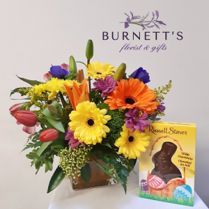 Hop to it! Vase Arrangement in Kelowna, BC | Burnett's Florist