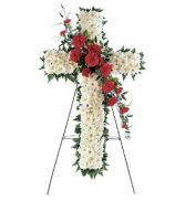 Hope and Honor Cross Funeral