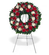 Hope and Honor  Wreath