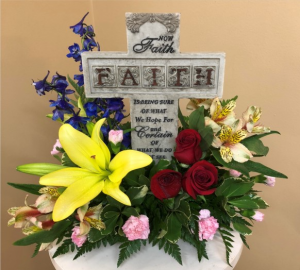 Hope, Faith and Love A Gift of Encouragement in Springfield, IL | FLOWERS BY MARY LOU INC