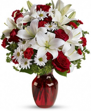 Hope I Get a Wow Vase Arrangement in Tallahassee, FL | ARTISTIC FLORAL DESIGNS