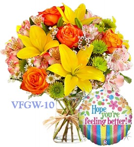 hope you re feeling better floral arrangement in williston free sunshine clipart black and white free sunshine clip art images