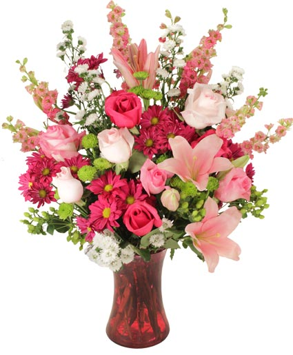 Hopeful Happiness Floral Arrangement