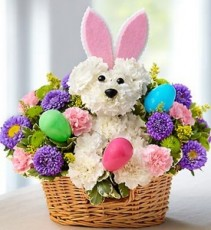 Hoppy Easter a-DOG-able