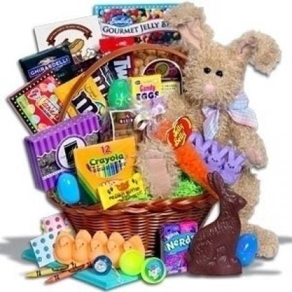 Hoppy Easter Basket for Kids!