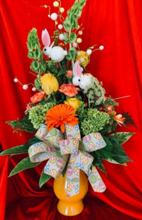 Hoppy easter Fresh flowers