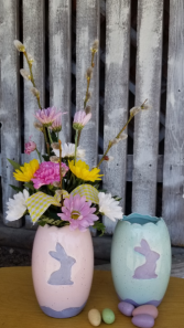 Hoppy Easter Puffers exclusive