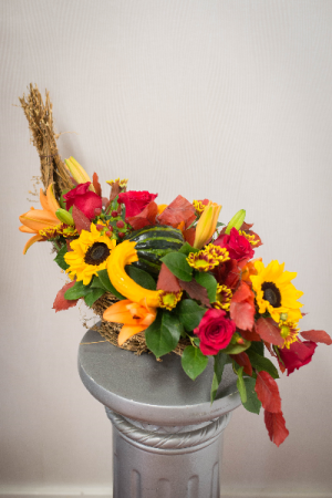 Horn of Plenty   in Port Huron, MI | CHRISTOPHER'S FLOWERS