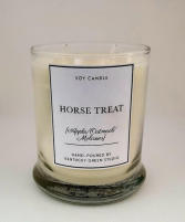 Horse Treat Candle