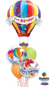 Hot Air balloon ride balloons