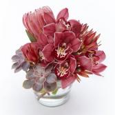 Hot and Magic Vase  Arrangemet