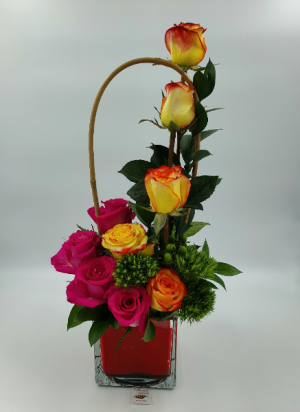Hot and Spicy Now $49.99  Best Seller  in Sunrise, FL | FLORIST24HRS.COM