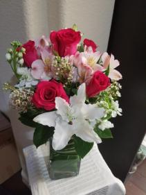Hot Lady Bouquet