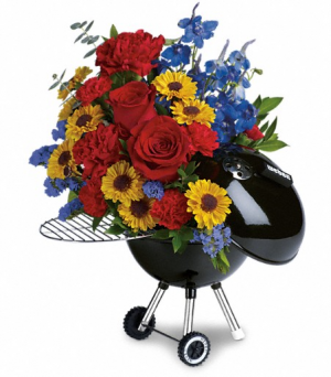 Hot Off the Grill  in Fort Collins, CO | D'ee Angelic Rose Florist