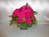 Hot Pink Arrangement