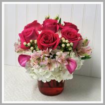 Pink Perfection Vase