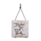 Hanging Sign-Hot Plate Trivet