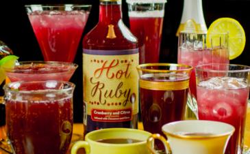 Hot Ruby Drink Mix 32oz.