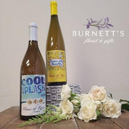 House of Rose White WIne For Delvery Only Wine (delivery only)