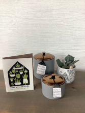 Housewarming Upgraded Set Gift Basket