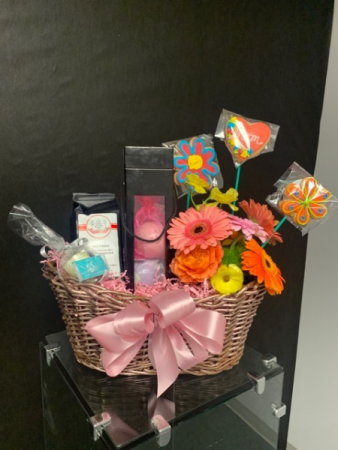 Houston Basket Gift