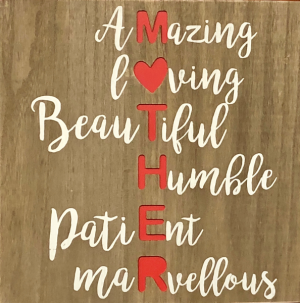 How Do You Describe Your Mom? ONE OF A KIND in Springfield, IL | FLOWERS BY MARY LOU INC