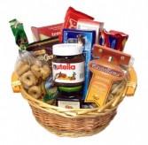 How Sweet Gourmet  Basket from Thomaston florist &